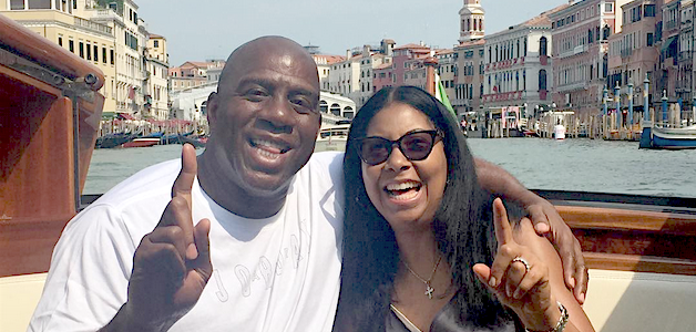 How Magic Johnson Told His Wife—and Ex-Lovers—He Had HIV - POZ