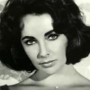 "One of the iconic images in ""Elizabeth Taylor: Actress to Activist"""
