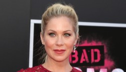 "Christina Applegate at the ""Bad Moms"" Los Angeles Premiere at the Village Theater on July 26, 2016 in Westwood, CA"