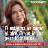 A Spanish version of the campaign