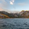Sunrise at Lake Sabrina, California