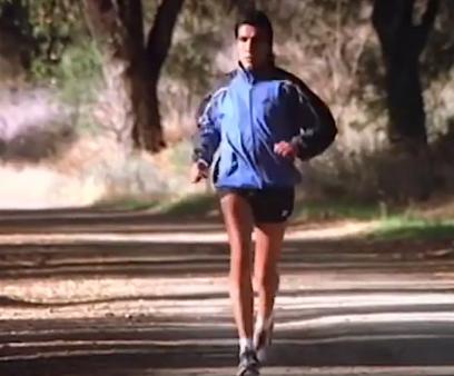 """Ric Muñoz in Nike's 1995 spot """"HIV Positive"""""""