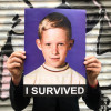 """I SURVIVED,"" Poster Project, 2012"