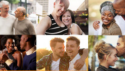 POZ Personals photo montage