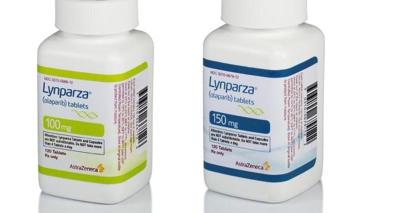 Lynparza Olaprib Cancer Medication Cancer Health