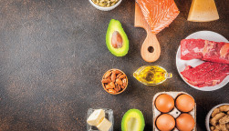 keto diet ingredients