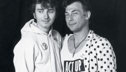 Wayne Turner and Steve Michael