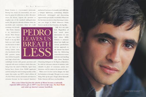 Pedro's World - POZ