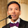 GMHC CEO Kelsey Louie at the AIDS service organization's 2018 Gala
