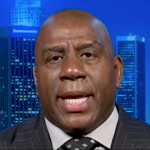 On a CNN town hall, Magic Johnson speaks about HIV and the new coronavirus
